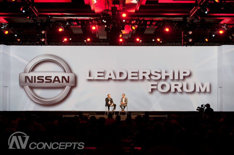 Nissan Leadership Forum