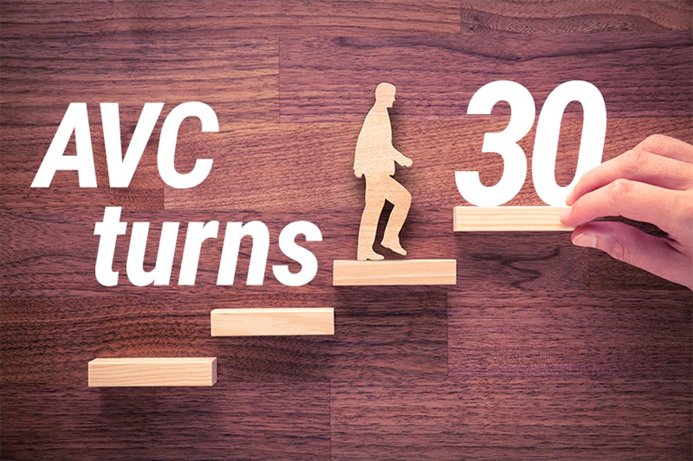 <strong>AV Concepts Turns 30!</strong> And we are still pushing the envelope with customized solutions!