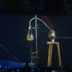 Google I/O Rube Goldberg Style Activation merges onto Screen Content