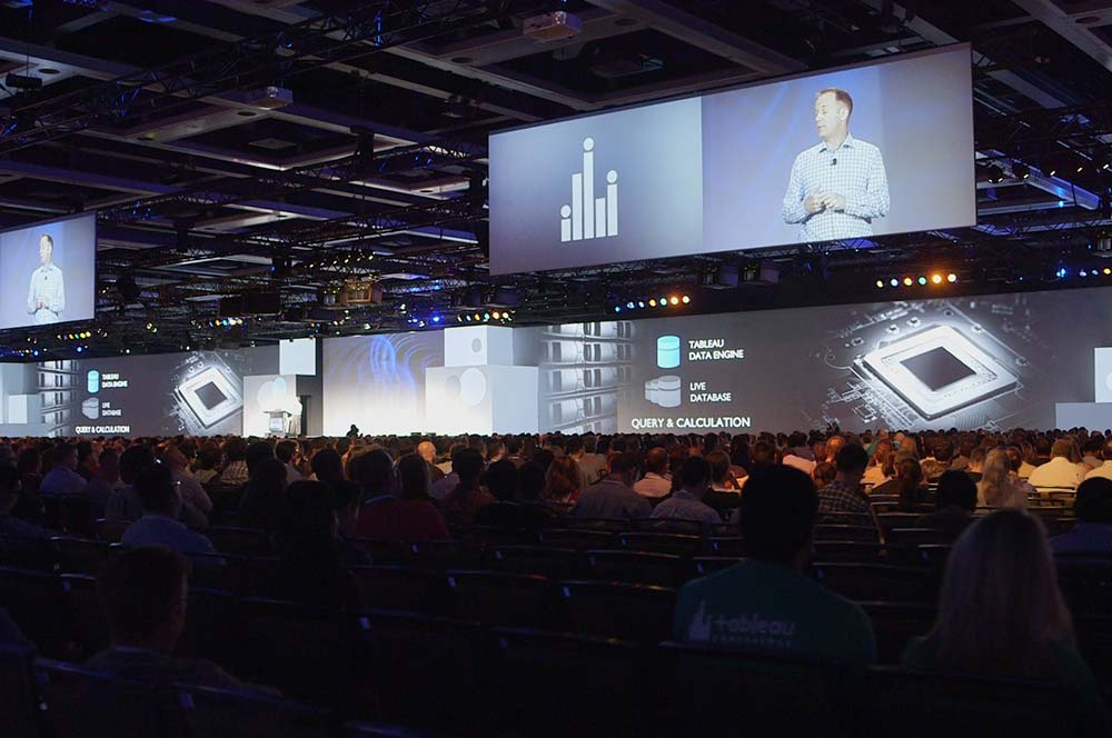 Tableau Annual Customer Conference