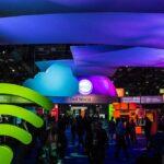 Dell World Unique Exhibition Technology Expo Floor