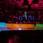 Dell World Unique General Session Stage Design