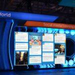 Dell World Social Media Wall LED AV Concepts