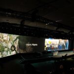 Google I/O General Session Widescreen Stage Design